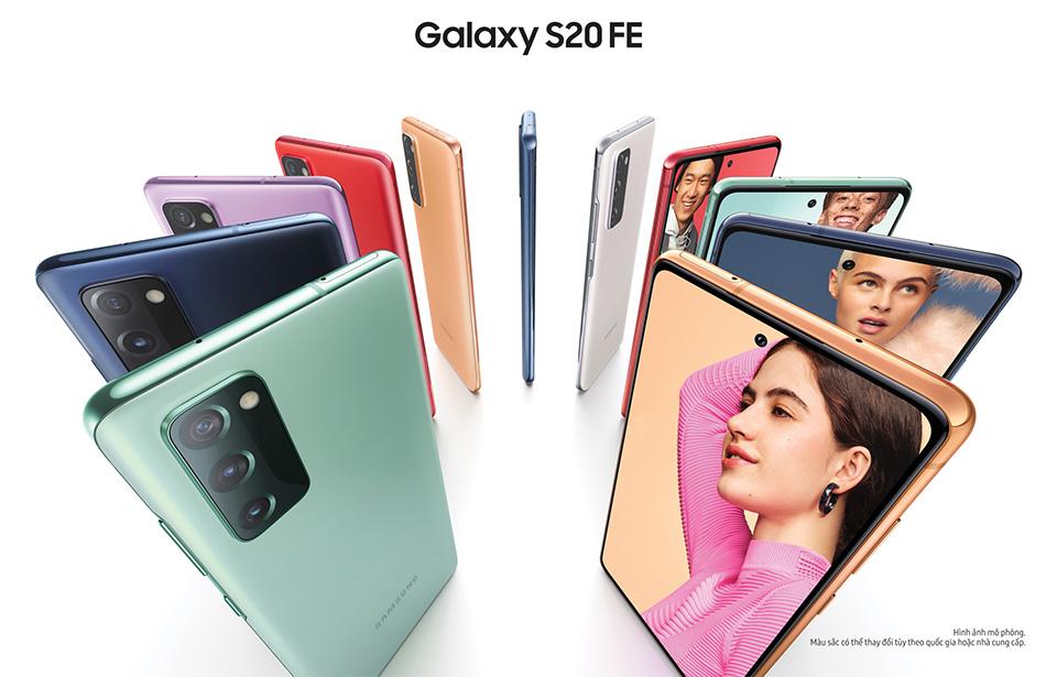 Samsung bất ngờ bán sớm Galaxy S20 SE ở Việt Nam, giá 15,99 triệu đồng