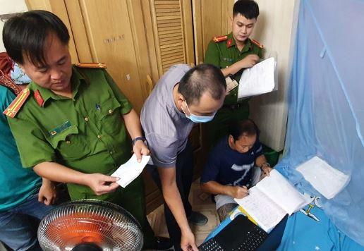 Lại phát hiện đường dây đánh bạc qua mạng hơn 3.000 tỉ đồng ở Đà Nẵng và Gia Lai
