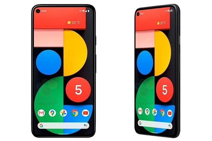 Rò rỉ toàn bộ thông số cấu hình của Google Pixel 5