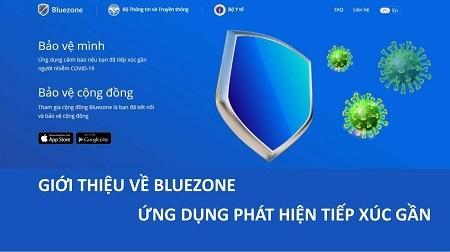 Bluezone xác định hơn 1.900 ca nghi nhiễm Covid-19