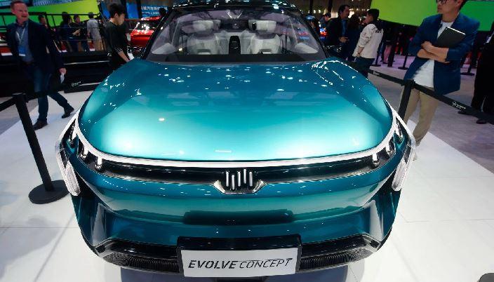 WM Motor, đối thủ của xe điện Tesla tại Trung Quốc vừa huy động được 1,5 tỷ USD