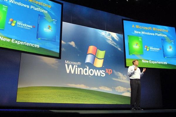 Có biến: Mã nguồn Windows XP bị rò rỉ công khai
