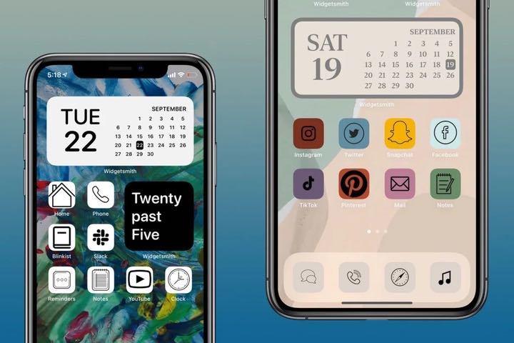 Tuỳ biến biểu tượng ứng dụng có thể khiến iPhone bị chậm đi