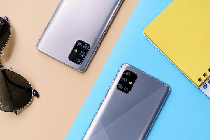 Samsung Galaxy A72 có đến 5 camera ở sau, sang năm ra mắt