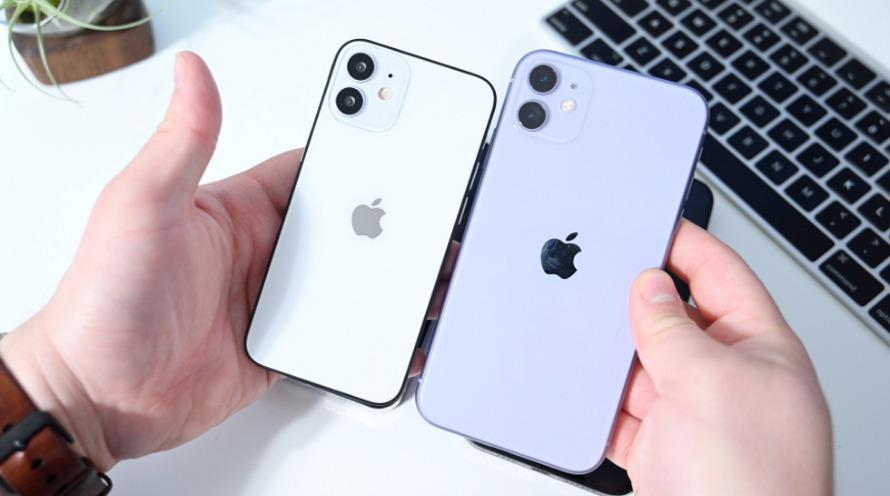 Lộ diện cái tên iPhone 12 mini nhờ vào nhãn dán của ốp lưng