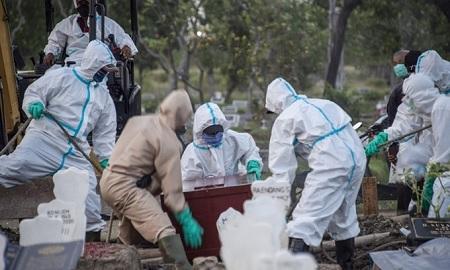 Hơn 33 triệu người nhiễm nCoV toàn cầu