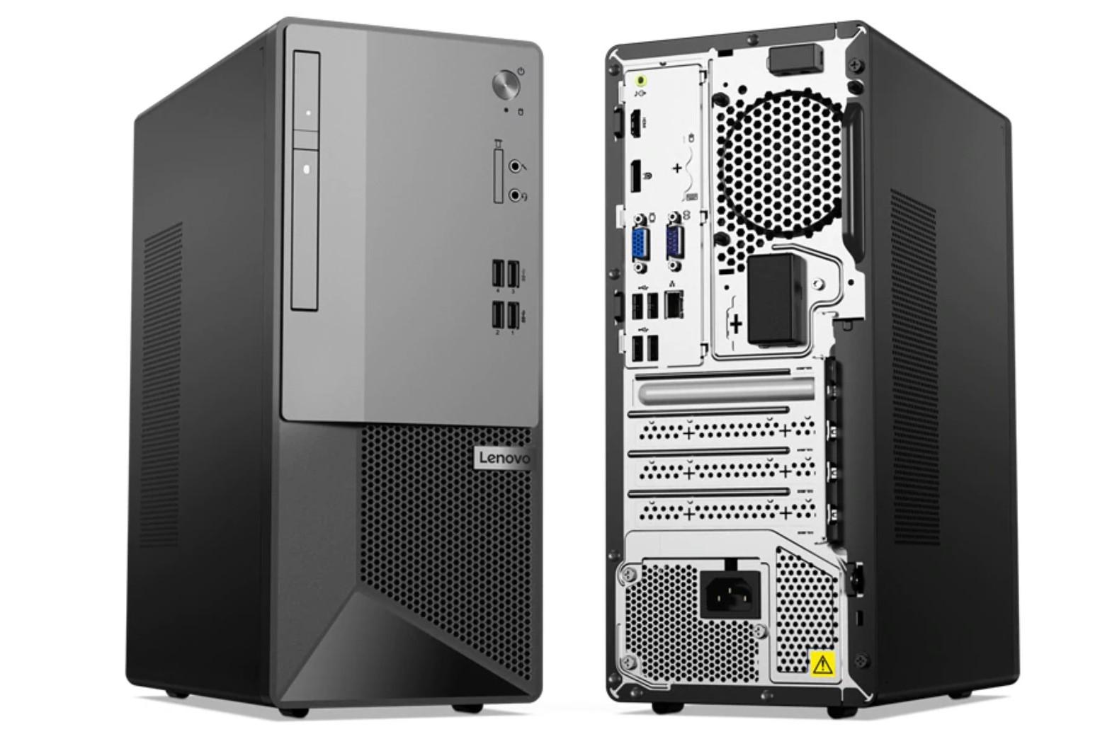 Lenovo ra mắt máy tính để bản V50t 13IMB ho doanh nghiệp vừa và nhỏ, giá từ 9,5 triệu đồng