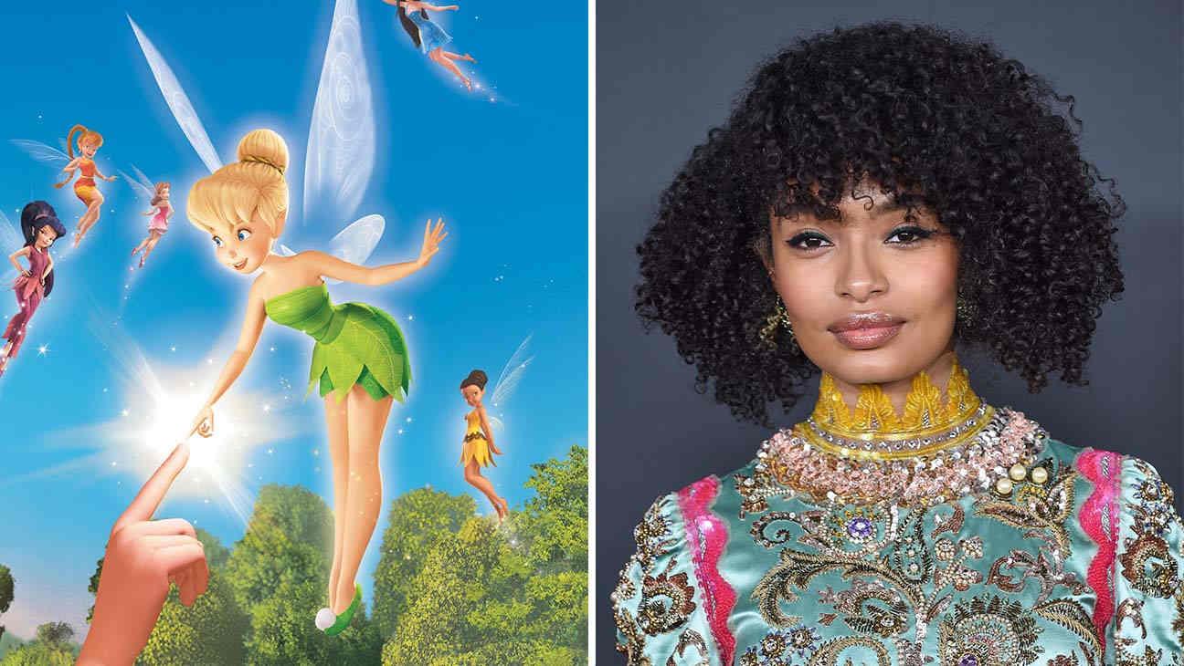 Sau Nàng Tiên Cá, Disney tiếp tục 'nhuộm đen tuổi thơ' bằng Tinker Bell da màu