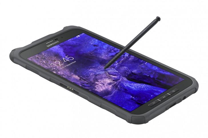 """Galaxy Tab Active 3 ra mắt: tablet """"nồi đồng cối đá"""" chuẩn quân sự, có cả bút S Pen"""