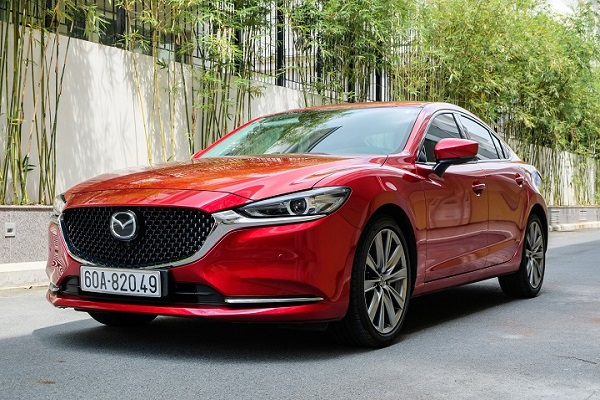 Mazda giảm sức hút tại Việt Nam