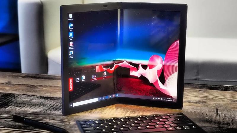 Lenovo chính thức bán ra chiếc PC gập đầu tiên trên thế giơi, ThinkPad X1 Fold