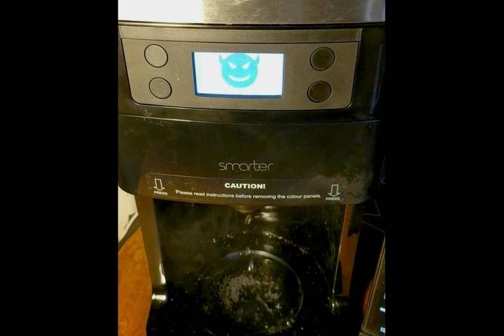 Đến cả máy pha cà phê cũng bị dính phần mềm đòi tiền chuộc