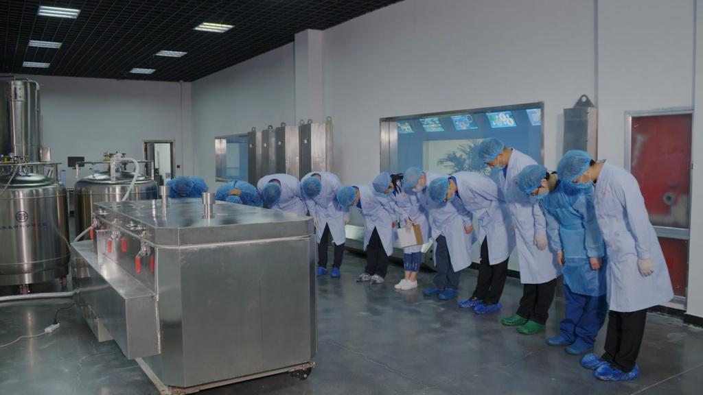 Trung Quốc muốn dẫn đầu công nghệ trữ đông xác chờ hồi sinh
