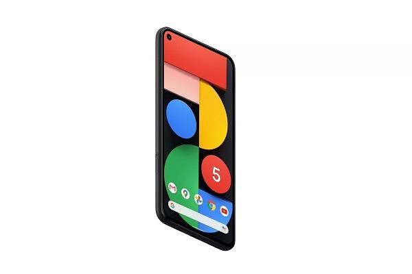 Google Pixel 5 ra mắt: Snapdragon 765G, IP68, 5G, camera góc rộng, giá từ 699 USD