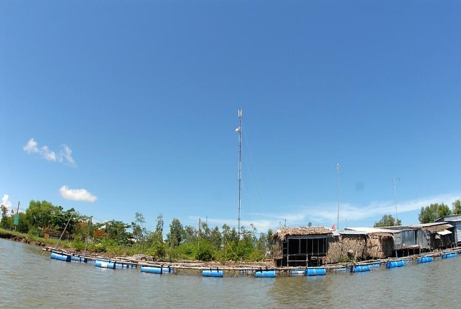 95% khu vực biển đảo Việt Nam đã được phủ sóng 4G Viettel