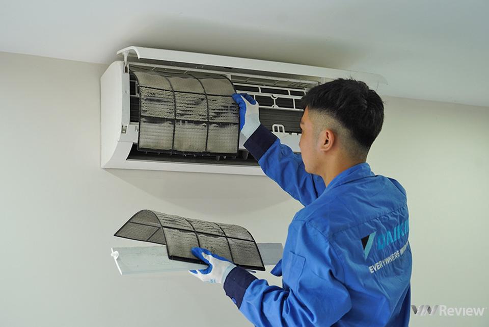 Trải nghiệm ứng dụng đặt bảo trì điều hòa đầu tiên của Daikin ở Việt Nam