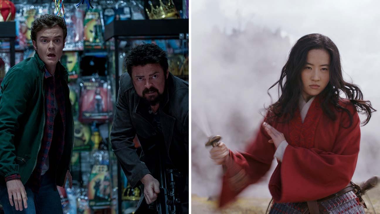 Phim siêu anh hùng do Sony sản xuất lọt top 3 streaming ở Mỹ, 'Mulan' xếp thứ 10