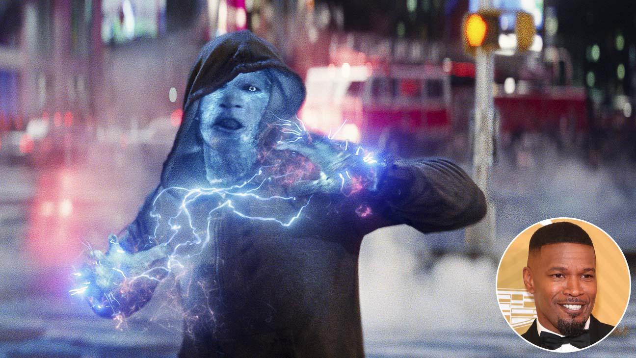 Sony đưa trở lại phản diện Electro để đối đầu Người Nhện trong phần phim mới