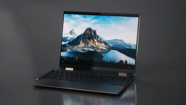 HP trình làng nhiều chiếc laptop cao cấp, nổi bật nhất là Spectre x360 với màn hình OLED 3:2