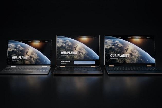 HP trình làng loạt laptop cao cấp, nổi bật nhất là Spectre x360 với màn hình OLED tỷ lệ 3:2