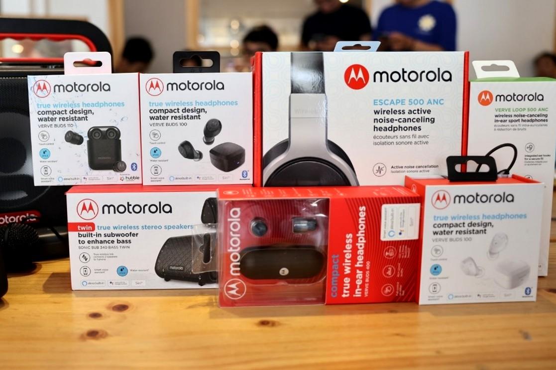 Motorola bất ngờ trở lại Việt Nam nhưng không phải để bán điện thoại