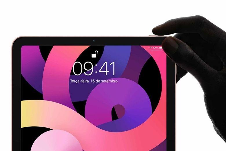 """Apple coi việc tích hợp cảm biến vân tay vào nút nguồn iPad Air 4 là """"chiến tích không thể tin nổi"""""""