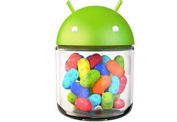 Những smartphone được cập nhật Android 4.1 Jelly Bean