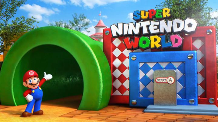 Nhật Bản sẽ khai trương công viên Super Nintendo World vào đầu năm 2021