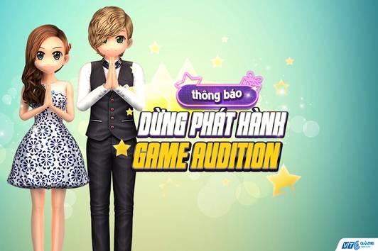 Auditon - Tựa game gắn với tuổi thơ của 8X, 9X dừng hoạt động tại Việt Nam