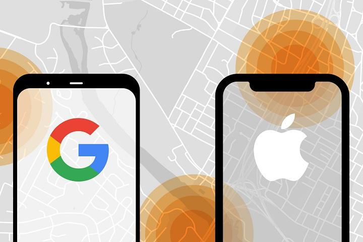 Nghiên cứu: API truy vết tiếp xúc của Apple & Google không hoạt động trên phương tiện công cộng