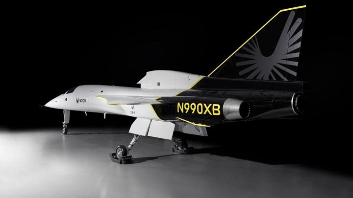 Boom Supersonic ra mắt phiên bản máy bay siêu thanh thử nghiệm XB-1