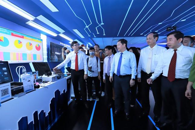 TP.HCM ra mắt Không gian sáng tạo và trải nghiệm chuyển đổi số