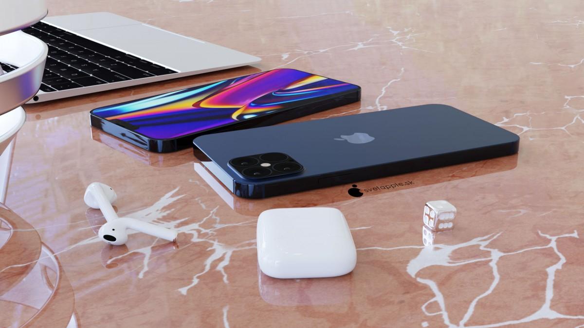Apple đã chọn 5G sau khi phân vẫn giữa kết nối 5G và màn hình 120Hz cho dòng iPhone 12
