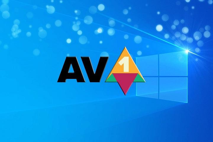 Codec AV1 sẽ được hỗ trợ trong Windows 10