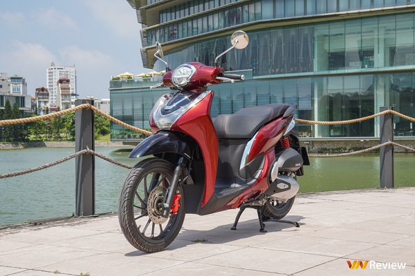 Thị trường xe máy Việt Nam ngược dòng tăng mạnh