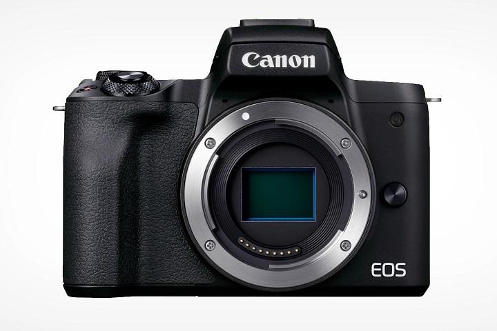 Canon trình làng máy ảnh mirrorless EOS M50 Mark II, cảm biến 24,1MP tương tự thế hệ trước