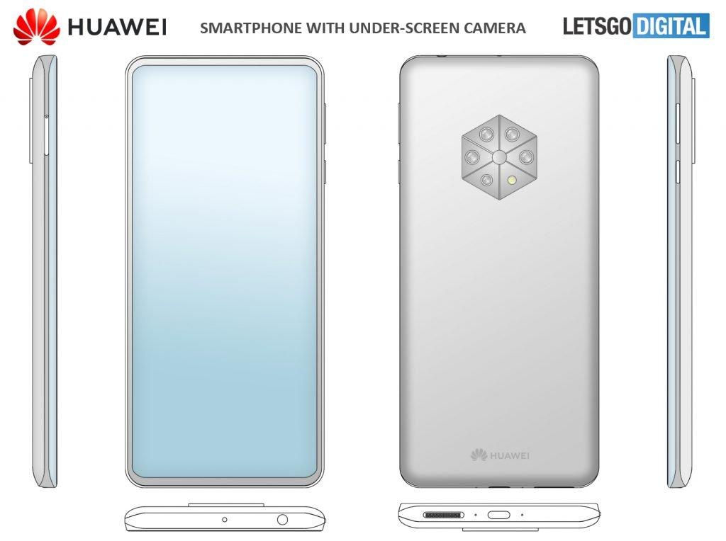 Huawei tung ra poster chính thức cho dòng Mate 40 mới của mình, gợi ý sẽ có cụm camera bát giác