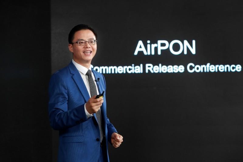 Huawei AirPON được chọn là giải pháp truy cập cố định tốt nhất