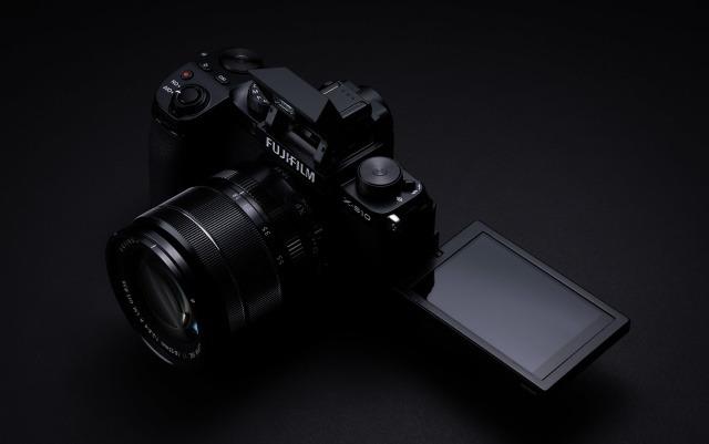 Fujifilm trình làng X-S 10, trang bị nhiều tính năng cao cấp với giá 1.000 USD