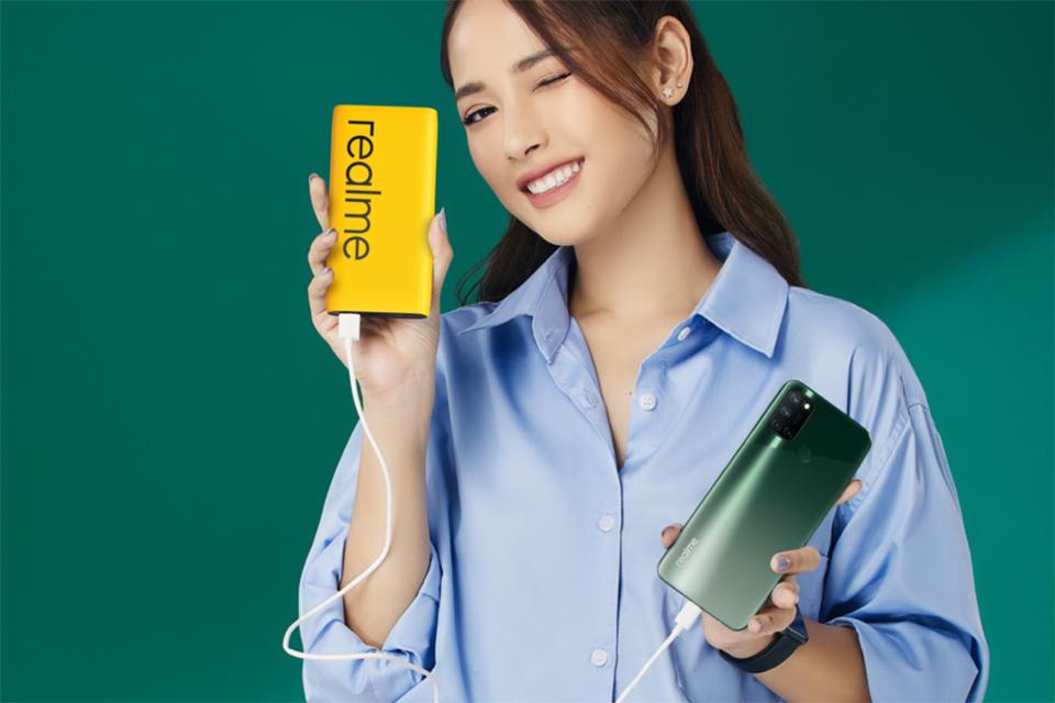 Realme 7i lên kệ ở Việt Nam giá 6,29 triệu đồng: RAM 8GB, pin 5.000 mAh, camera 64MP