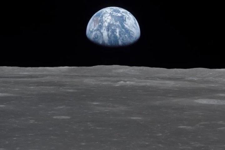 Mặt trăng từng là lá chắn bảo vệ bầu khí quyển Trái đất vào thuở hồng hoang