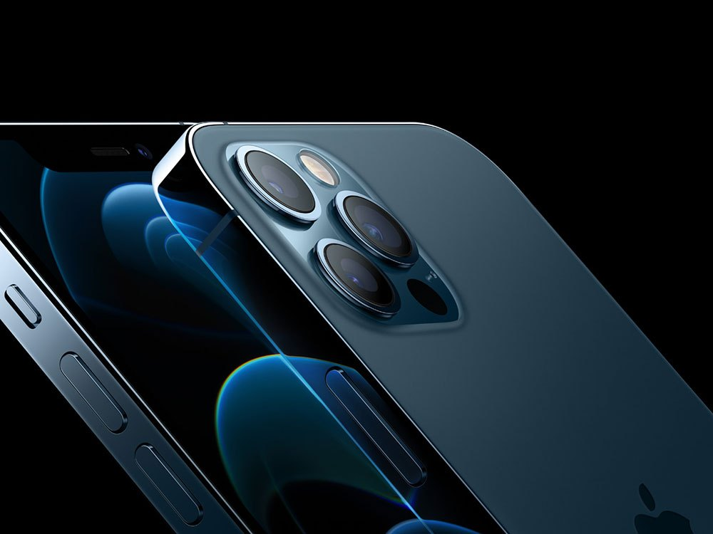 Mổ xẻ chi tiết phần cứng camera của iPhone 12 Pro Max