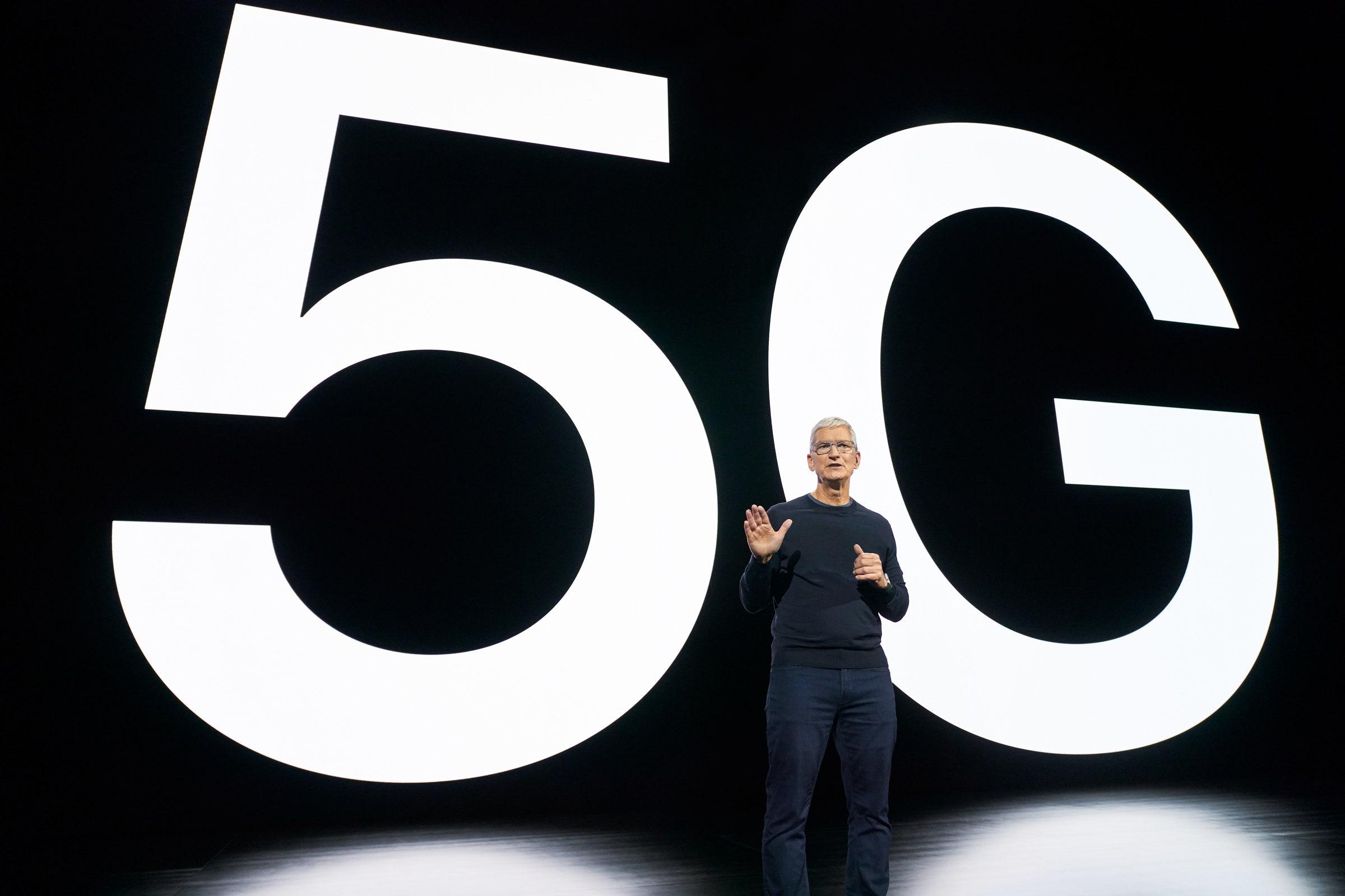 Apple đã tích hợp 5G vào những chiếc iPhone 12 mới của mình như thế nào