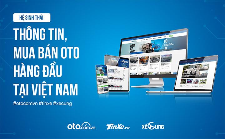 """Oto.com.vn kết hợp Tinxe.vn và Xế Cưng thành hệ sinh thái ô tô """"3 trong 1"""""""