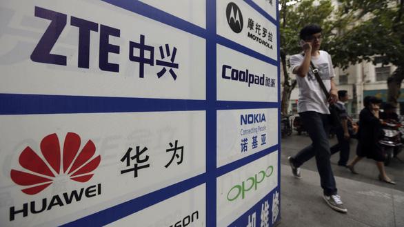 Trung Quốc sắp thông qua luật cấm xuất khẩu công nghệ nhạy cảm để 'đấu' Mỹ