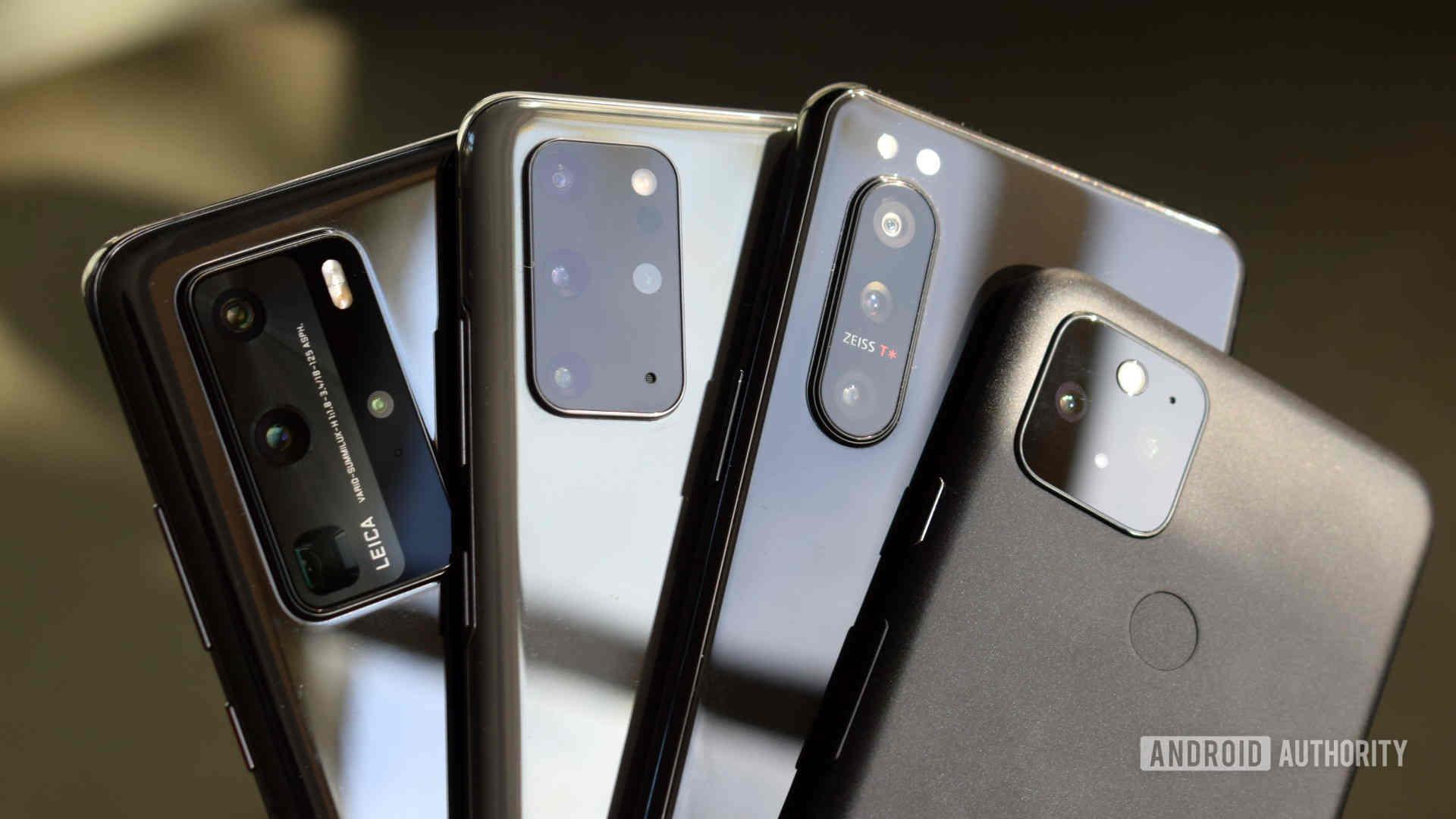 Ảnh chụp từ Xperia 5 II được thích hơn Galaxy S20 Plus, Google Pixel 5 gây thất vọng