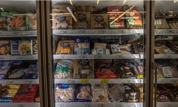 Phát hiện vi rút nCoV còn sống trên bao bì thực phẩm đông lạnh ở Trung Quốc