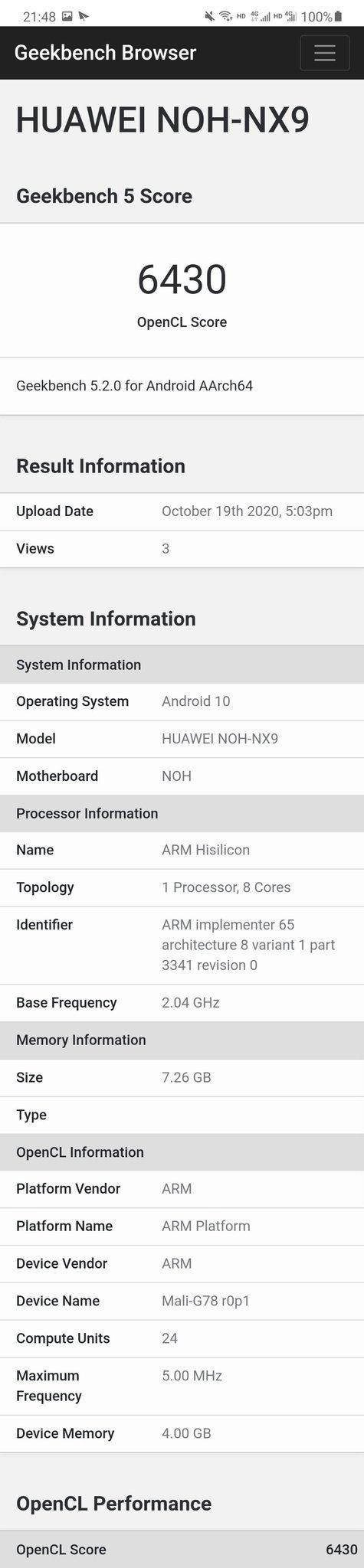 Con chip Kirin 9000 của Huawei sở hữu GPU có đến 24 nhân