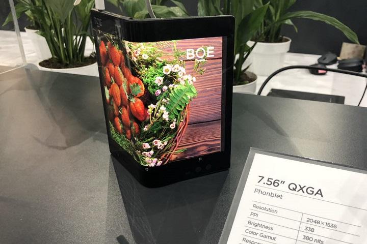 BOE tham gia thị trường UTG, bắt tay với doanh nghiệp Trung Quốc để đấu với Samsung Display