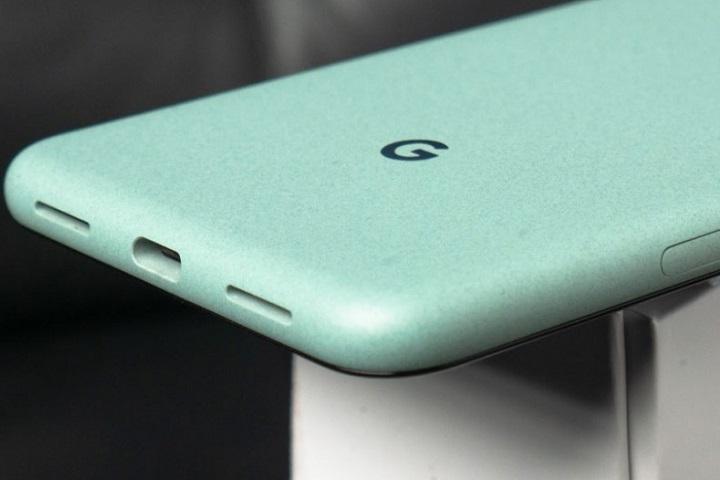 Nhiều máy Google Pixel 5 bị hở khe giữa khung và màn hình
